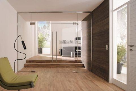 Frameless Door Solutions from Translucent Walling Solutions | DesignMind