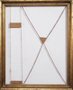Marcel Duchamp, Danse de Saint-Guy. © ADAGP, Paris 2013.  © Centre Pompidou, MNAM-CCI, Distr. RMN-Grand Palais / Jacques Faujour.