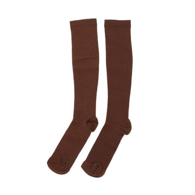 Thigh-High 29-31CM Compression Stockings Pressure Nylon Varicose Vein Stocking Leg Relief Pain Support LM93