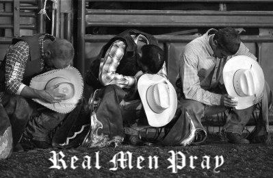 real men pray. :)Prayer, Real Cowboy, Rodeo, Real Men, Men Praying, Realmen, Cowboy Hats, Praying Cowboy, Country