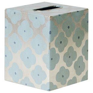 Contemporary Tissue Box Holders by Matthew Izzo
