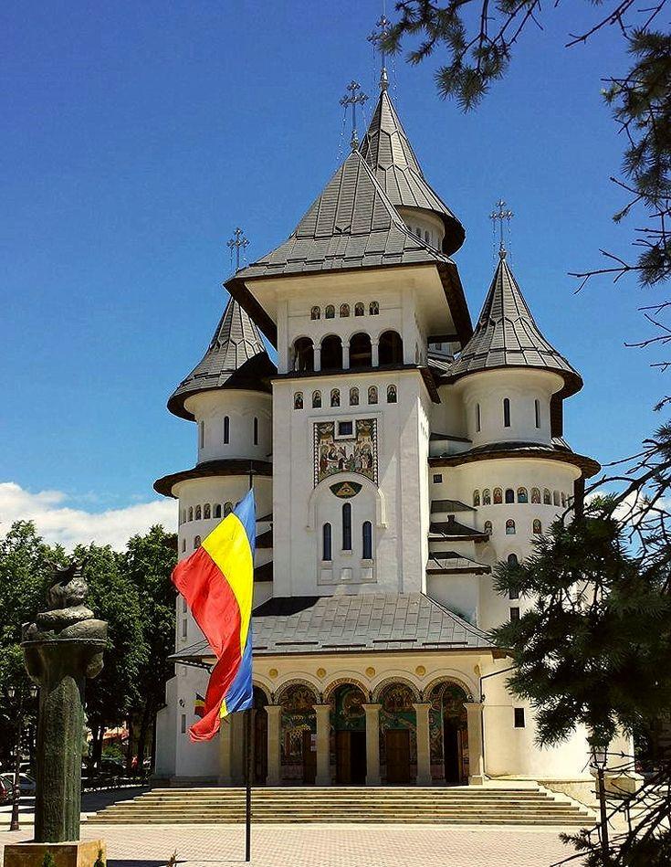 https://flic.kr/p/HBgxds | Gura Humorului   -  Jud. Suceava   -   Romania | The Cathedral