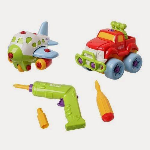 Zabawka edukacyjna Smiki - Build and Play - moja opinia | Sprawdź opinie
