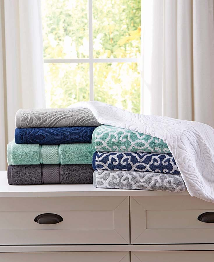 Better Homes And Gardens Thick And Plush Irongate Jacquard Collection
