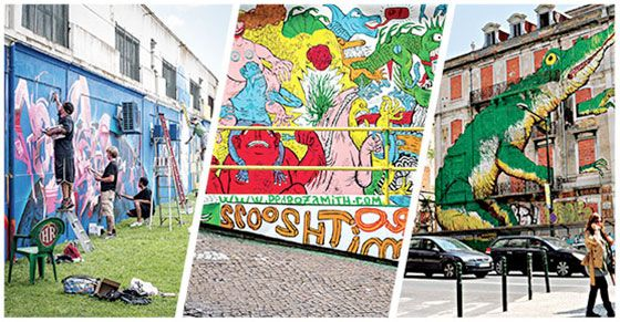 The Urbanist's Guide to Lisbon - What to Do -- New York Magazine