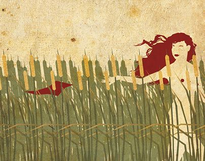 """Check out new work on my @Behance portfolio: """"Asia whit Love - Hunting in the Reeds"""" http://be.net/gallery/36716557/Asia-whit-Love-Hunting-in-the-Reeds"""