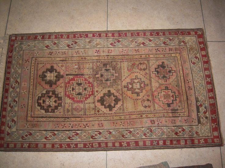 Tribal Des Turquoise L 3 14 X W 1 98 M Antique Rugs