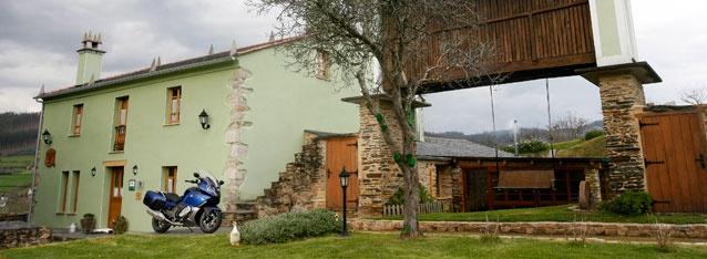 A Casa de Piego - Foz, Lugo