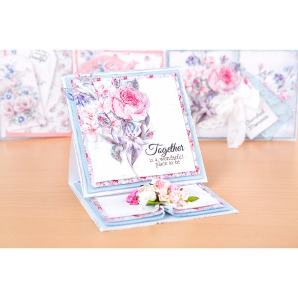 Tattered Lace Magical Midnight Botanical Watercolours Collection No Colour