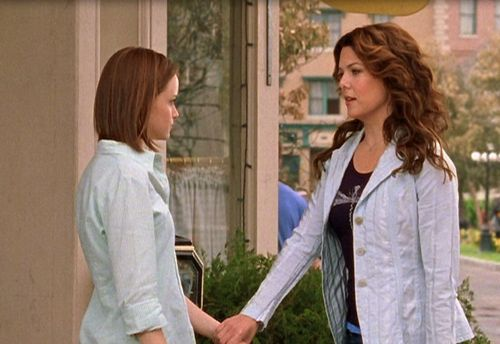lorelai and luke dating games