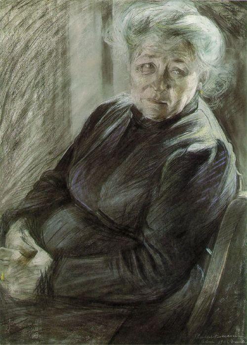 Umberto Boccioni, The Mother