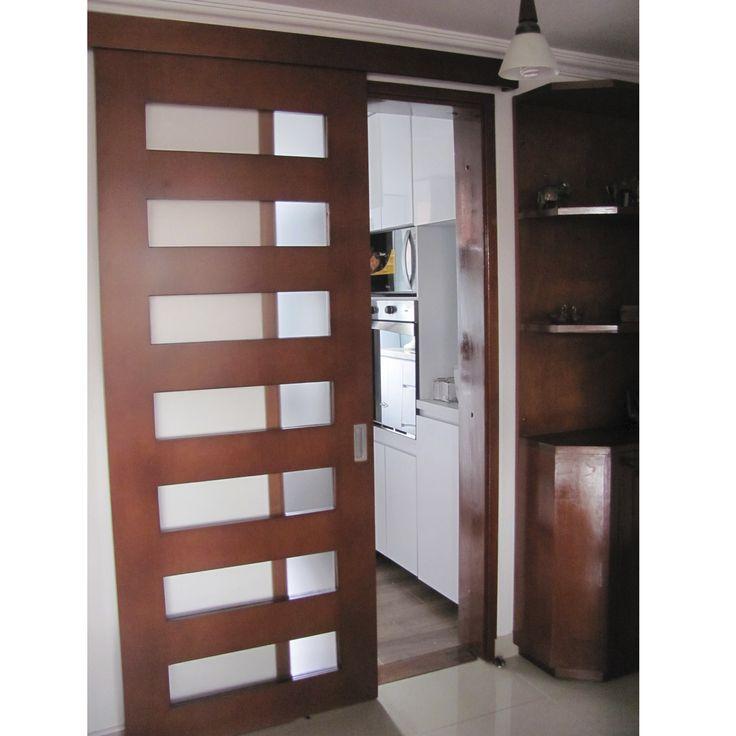 PUERTAS DE CORRER Las puertas correderas son una excelente solución para espacios justos o estrechos.