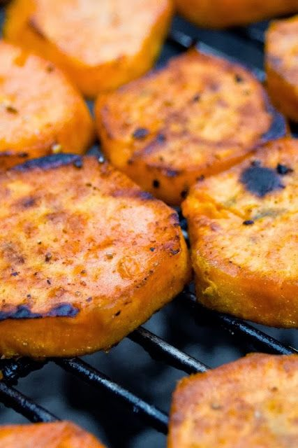 """Ww Crispy Barbecued Sweet Potatoes ~ These easy-to-prepare sweet potatoes pack a big flavor punch. This is out of a Weight Watchers cookbook called """"Best of Weight Watchers Magazine"""" There is only 1 point per serving"""
