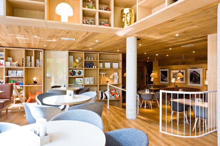 Flinders Cafe by Como Park Amsterdam 02 Flinders Café by Como Park, Amsterdam
