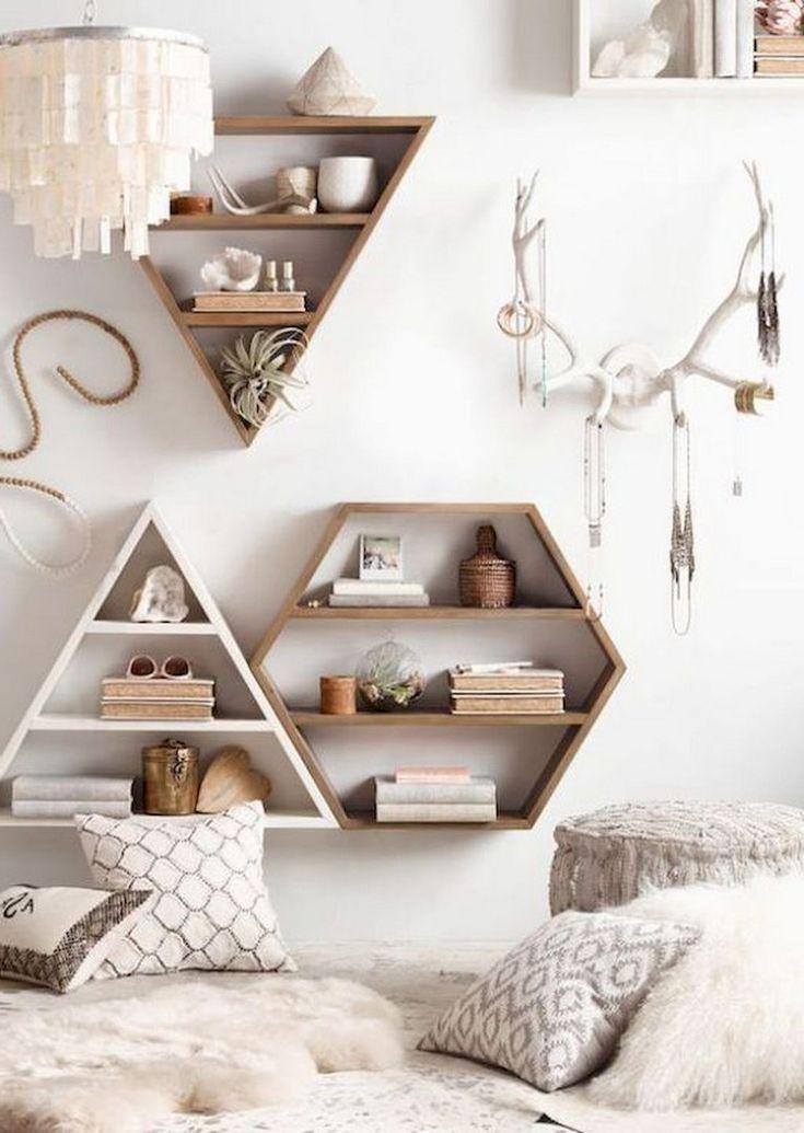 65 Unglaubliche DIY Boho Chic Schlafzimmer Dekor Ideen – Seite 63 von 65
