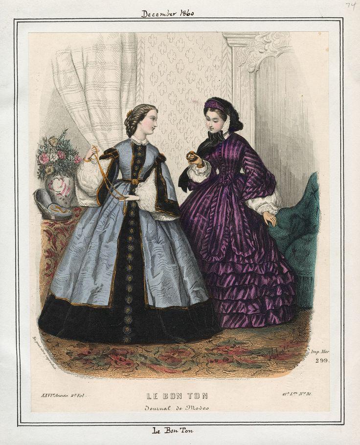 LAPL, Le Bon Ton, December 1860