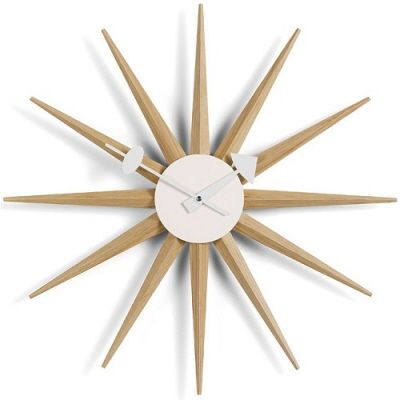 VITRA SUNBURST CLOCK  DESIGNPROPAGANDA VITRA SHOP 