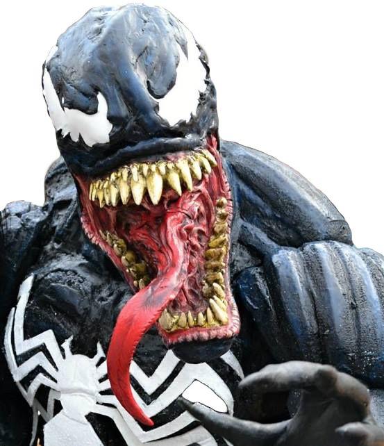 I like being bad. - Venom  #xsuits #marvel #costume #cosplay