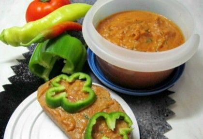 Padlizsánkrém Iluska konyhájából recept képpel. Hozzávalók és az elkészítés részletes leírása. A padlizsánkrém iluska konyhájából elkészítési ideje: 70 perc