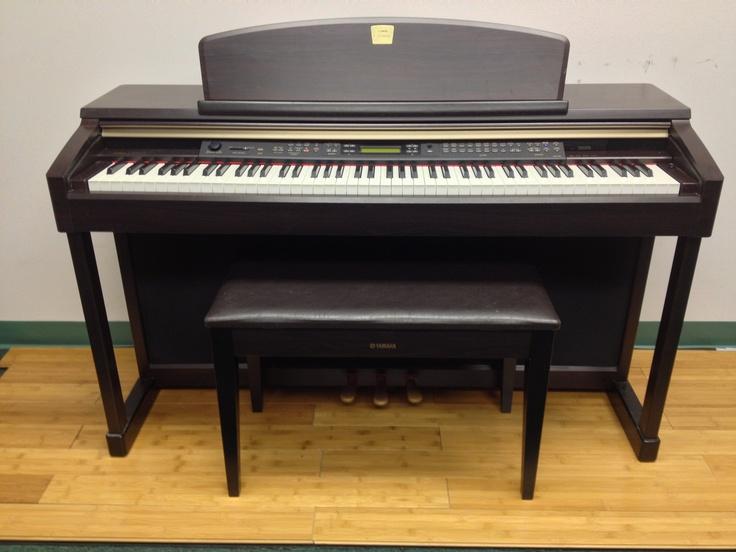 Yamaha clavinova clp 170 99 per month digital piano for Yamaha clavinova clp 350