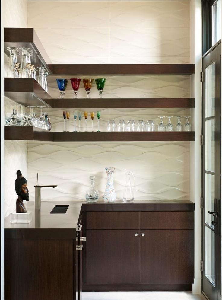 58 best basement bar images on pinterest home ideas for Kitchen corner bar ideas