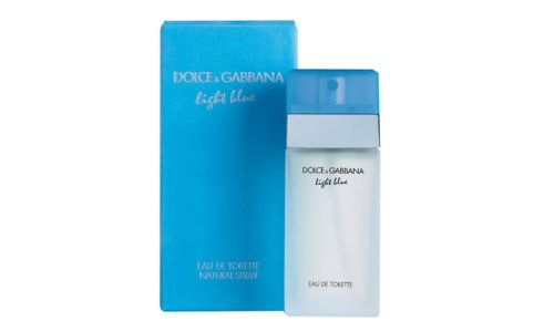 Best Women's Perfume for the Workplace: Dolce and Gabbana Light Blue Perfume for Women