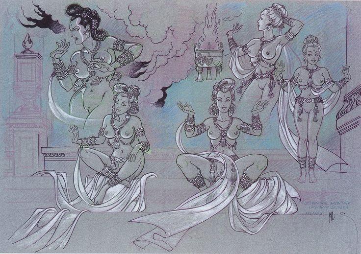Magnus - Femmine Incantate - Il muro dipinto