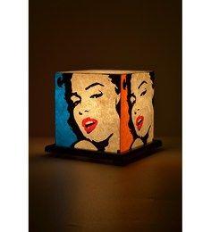 Shady Ideas Being Marilyn Table Lamp