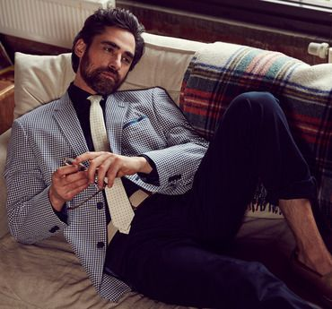 Tommy Hilfiger Sportcoats — Blazers for the office, off-duty, or any upcoming wedding, by the iconic American label on daiiily.com (starting soon on Gilt)