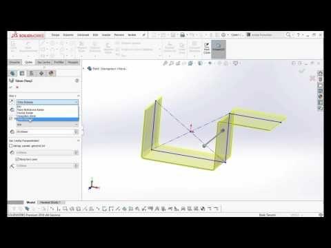 2 SAC METAL TABAN FLANŞ SEKME Solidworks Eğitim | Solidworks Eğitim - Cinema 4D Eğitim - Autocad Eğitim - Revit Eğitim - 3Ds Max Eğitim - Carrier Hap Eğitim