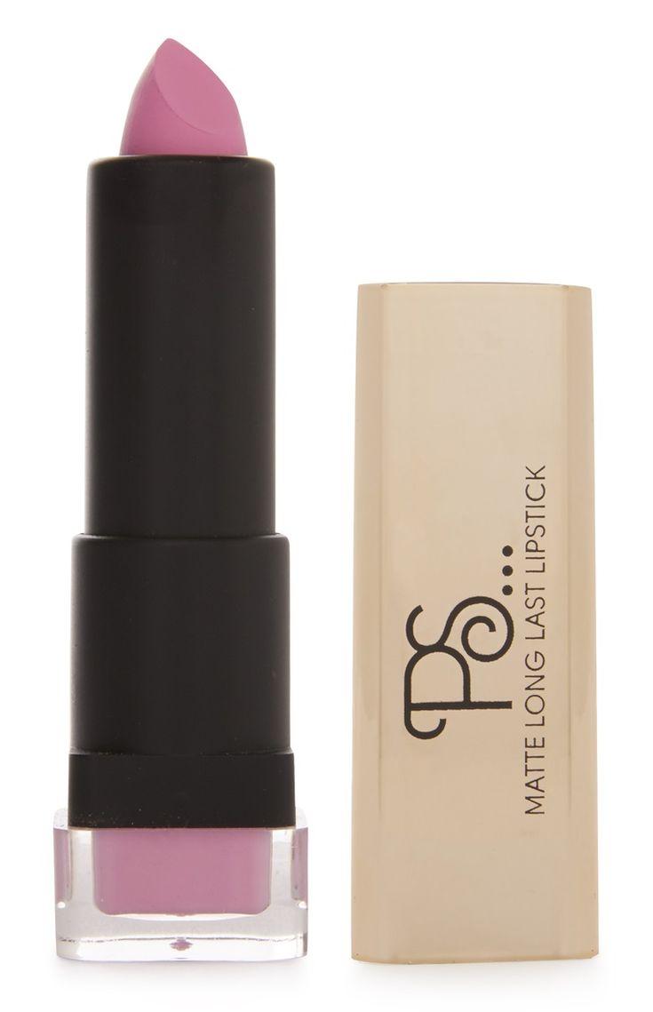 Primark - Matte lippenstift roze