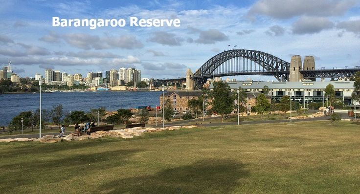Barangaroo Reserve is a brand new Harbour foreshore park and is part of a huge transformation project, drastically changing Sydney's north-western skyline.
