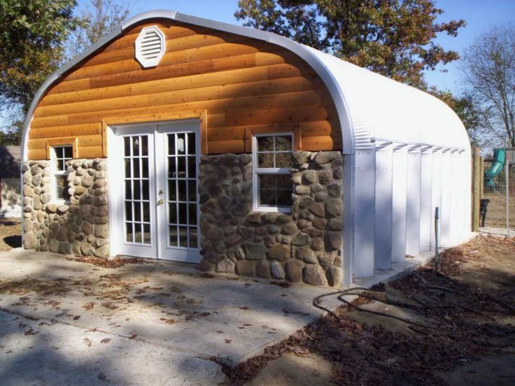 98 best quonset hut images on pinterest quonset hut for 30x50 garage prices