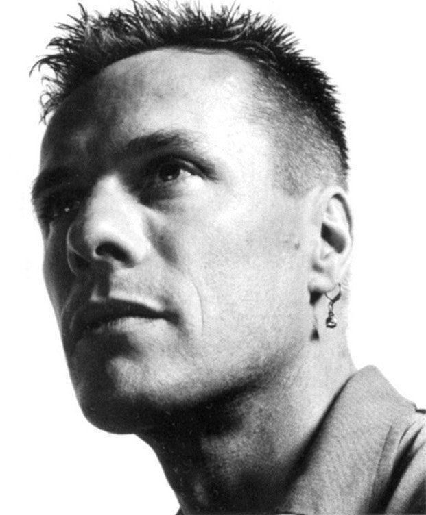 Larry Mullen Jr. U2