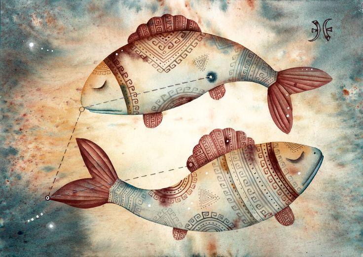 Ryby mají nápadité a emocionální dispozice, a často umí své myšlenky dobře skrýt od vnějšího světa. Jsou to jemní, milující lidé, kteří se starají o druhé lidi a mají srdce ze zlata. Snadno se mohou dostat do pasti svých vlastních protichůdných pocitů a myšlenek. Rádi se snaží uniknout z reality, protože mají hluboký svět k …