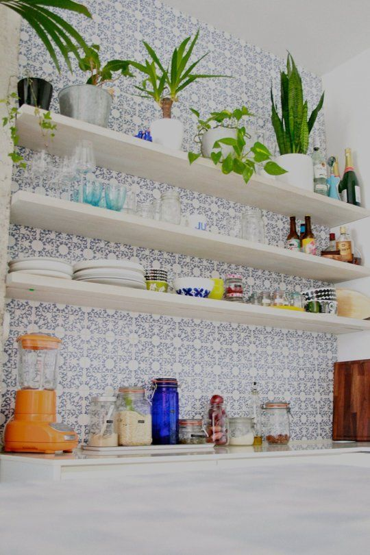 A Tiny, Well-Organized Scandinavian Kitchen — Kitchen Spotlight