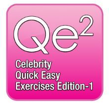 Nicole Stuart, Hollywood's top celebrity trainer introduces QE2, Quick and Easy Exercises app