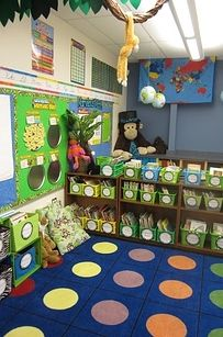 An Uber-Organized Classroom | Epic Examples Of Inspirational Classroom Decor