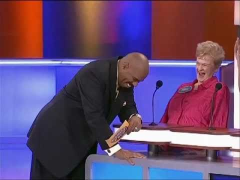 Family Feud - Steve's Favorite Question Ever!
