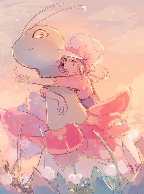 永远会下雨 - pokemon I can't even remember how many hours I played LeafGreen as a…