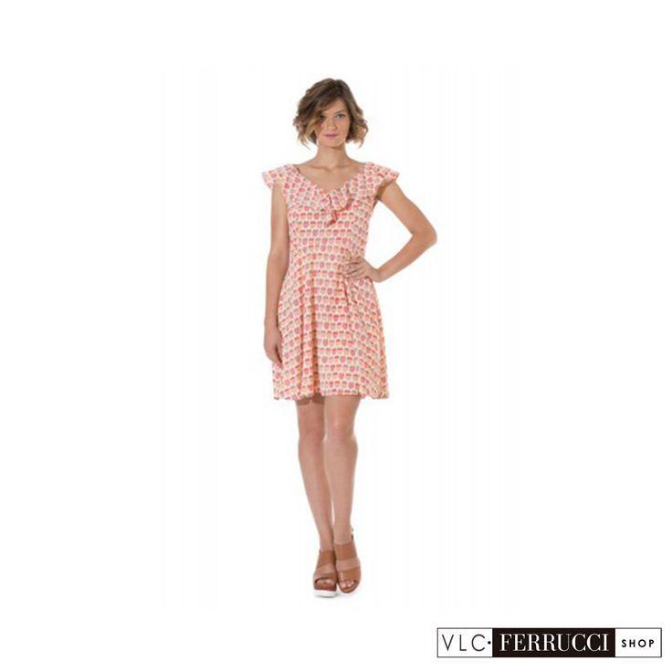 Hay pendas que derrochan energía positiva, como este vestido de me&me.  . . #FerrucciVLC #vestido #rebajas #vestidodeverano #outfit #verano #moda #modavalencia #look #outfit #outfitoftheday #style #stylish #shopping