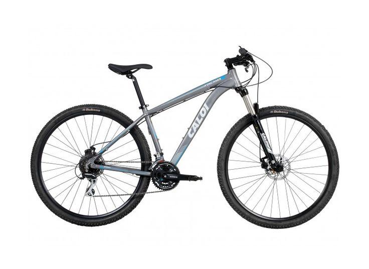 Bicicleta Mountain Bike Caloi Aro 29 24 Marchas Suspensão Dianteira Atacama | Comparar preço - Zoom