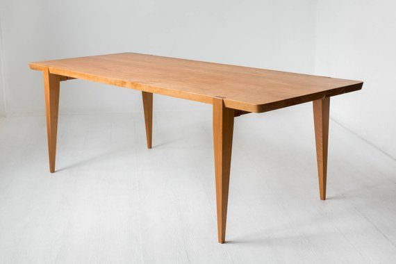 84 American Cherry Oslo Dining Table Dining Table Table Dining