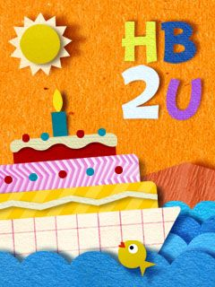 birthday greetings application
