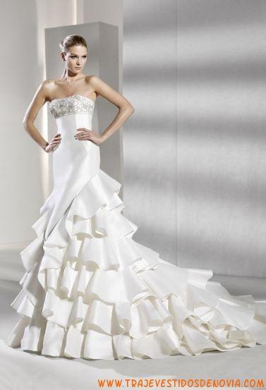 Sirena  Glamour  Vestido de Novia  La Sposa