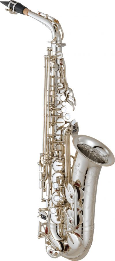 YAS-82ZS Eb Alto Saxophone - The evolution of the Yamaha Custom Z continues.  With a powerful sound and the ability to play fast passages without difficulty, the Z is crafted to meet your highest expectations.  They have been reconsidered from top to bottom and are now equipped with a one-piece bell for increased resonance and the highly regarded V1 neck for the optimal combination of response and control.