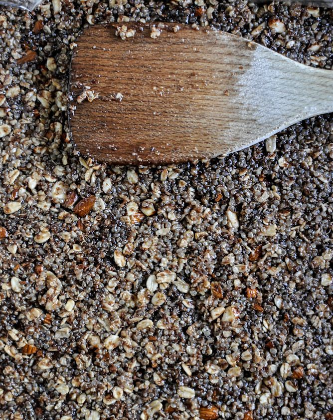 how to make quinoa flakes at home