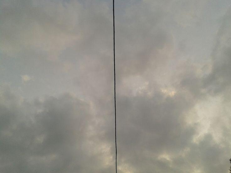Línia vertical