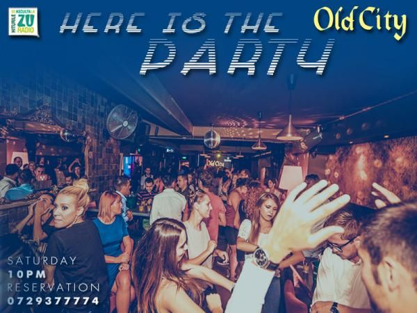 Where is the PARTY? -> Here is the PARTY! | PeLipscani.RO | Ghid dedicat…