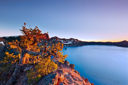 Crater Lake by Jared Ropelato on Flickr.Jared Ropelato, Photos Fabulous, Crater Lakes